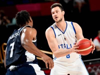 Basket, Olimpiadi Tokyo: Italia, fine di un viaggio andato oltre le attese