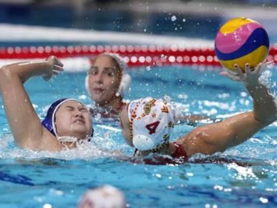 Pallanuoto femminile, Olimpiadi Tokyo: la Spagna sconfigge 8-6 l'Ungheria e accede alla finale per l'oro