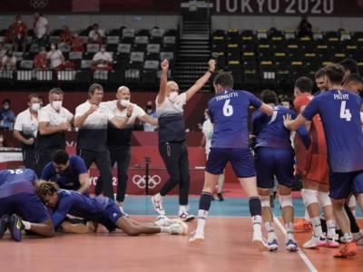 LIVE Francia-Argentina 3-0, Olimpiadi volley in DIRETTA: transalpini enormi, prima finale della storia per loro!