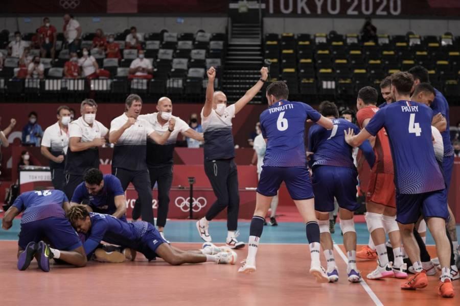LIVE Francia Argentina 2 0, Olimpiadi volley in DIRETTA: Clevenot trascina i transalpini!