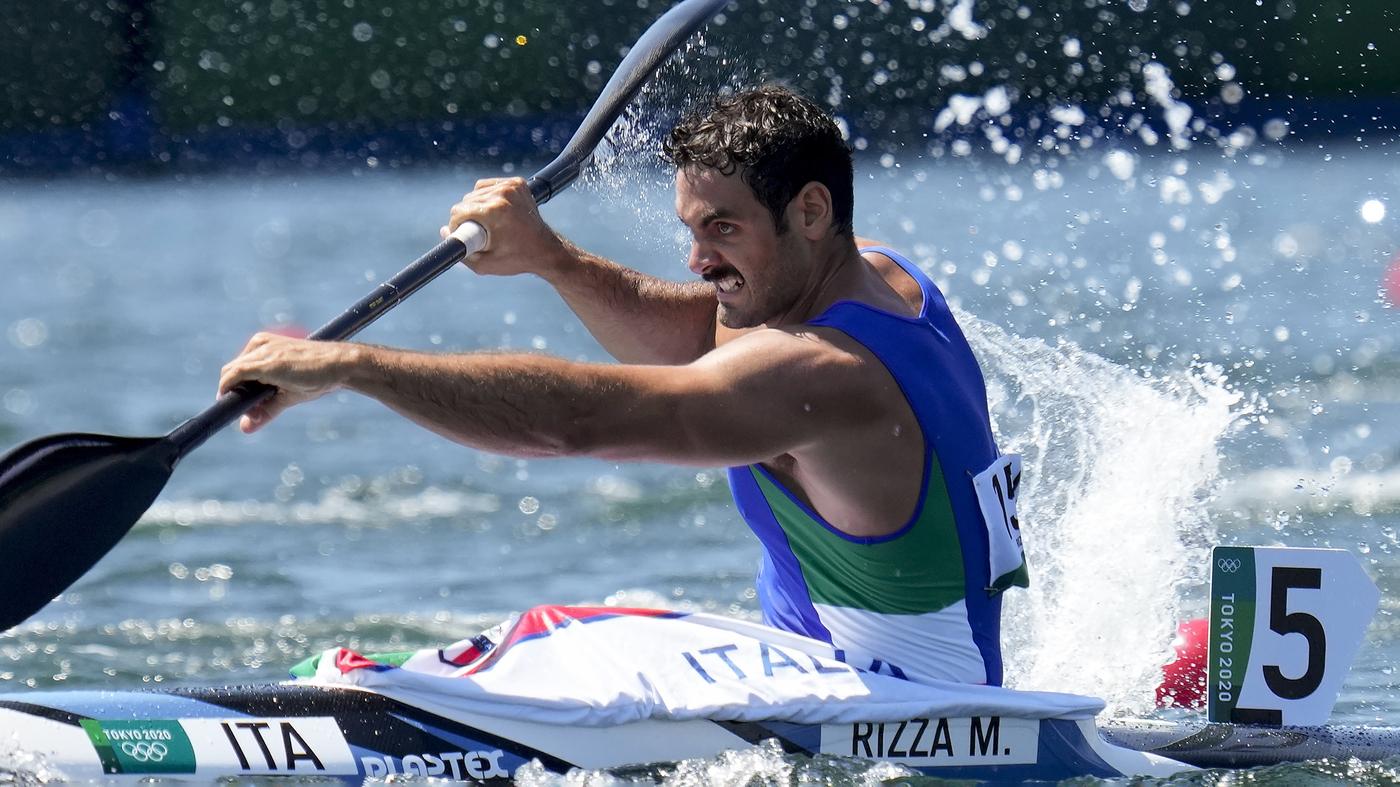 LIVE Canoa velocità, Olimpiadi Tokyo in DIRETTA: Manfredi Rizza cerca la gara della vita