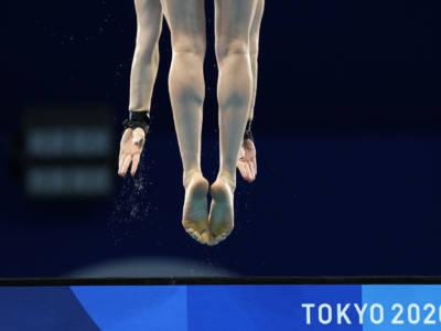 Tuffi, Olimpiadi Tokyo: Sarah Jodoin Di Maria in semifinale dalla piattaforma. Eliminata Noemi Batki