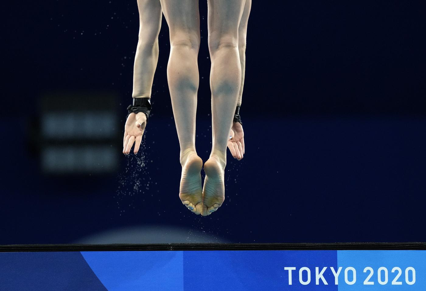 Tuffi Olimpiadi