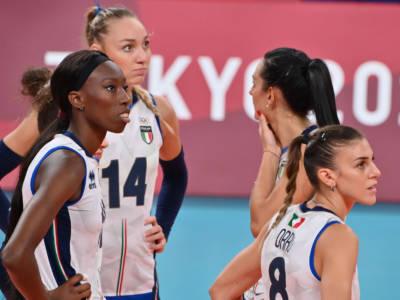 Volley femminile, Olimpiadi Tokyo: l'Italia chiude al 6° posto. La classifica finale: USA in trionfo