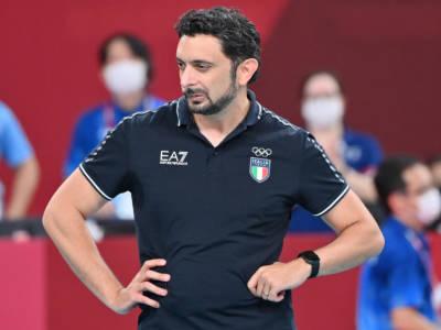"""Volley femminile, Davide Mazzanti: """"Ci è mancato il nostro ritmo, non è stato un match di qualità"""""""