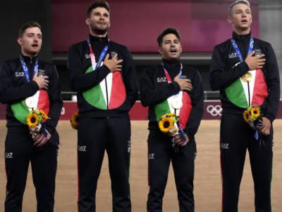 """Ciclismo su pista, il presidente Dagnoni: """"Ci ho sempre creduto. Filippo Ganna ha fatto la differenza"""""""