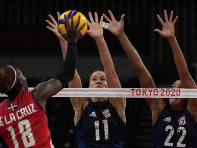 Volley femminile, impresa USA: Serbia travolta 3-0! Americane in finale alle Olimpiadi: sarà tris col Brasile?