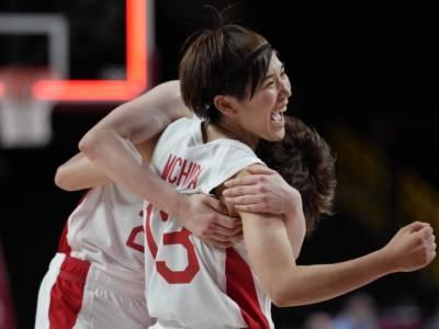 Basket femminile, Olimpiadi Tokyo: Machida è una meraviglia, Giappone nella storia, va in finale contro gli Stati Uniti