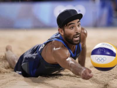 """Beach Volley, Olimpiadi Tokyo. Nicola Lupo: """"Delusi, ma la stagione non finisce qui"""""""