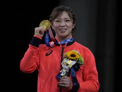 Lotta, Olimpiadi Tokyo: assegnati i primi due titoli nello stile libero, Giappone ancora in trionfo al femminile