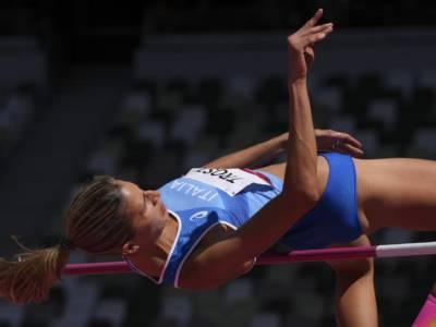 Atletica, Olimpiadi Tokyo: Alessia Trost ed Elena Vallortigara mancano l'accesso alla Finale del salto in alto