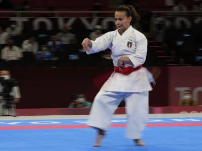 Karate, Olimpiadi Tokyo: Viviana Bottaro sarà in pedana per la medaglia di bronzo nel kata