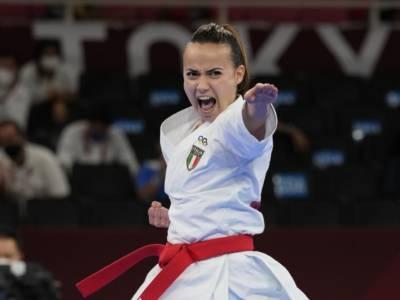 Karate, Viviana Bottaro è bronzo nel kata! Prima medaglia storica per l'Italia in questo sport