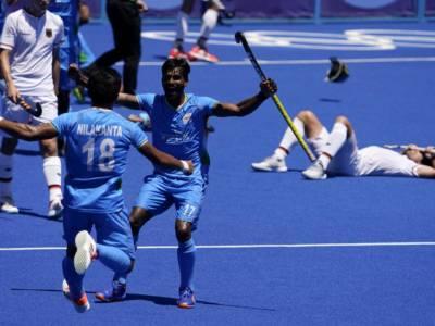 Hockey prato, Olimpiadi Tokyo: l'India conquista la medaglia di bronzo battendo la Germania 5-4