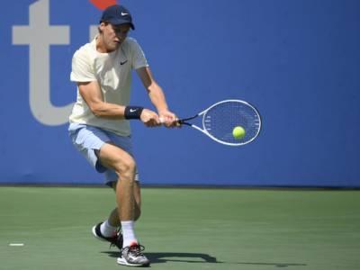 Sinner-Monfils, Finale ATP Sofia: programma, orario d'inizio, tv e streaming