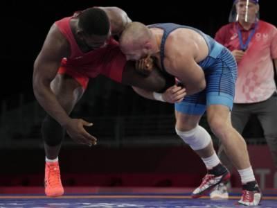 Lotta, Olimpiadi Tokyo: Abraham Conyedo vince col brivido e accede alla finale per il bronzo nei 97 kg!