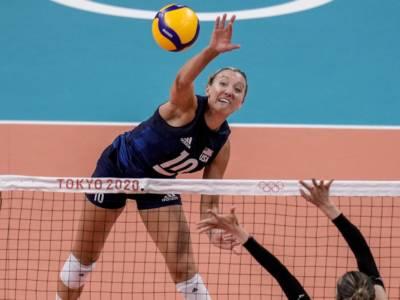 Volley femminile, Olimpiadi Tokyo 2020: i premi individuali e il miglior sestetto. Jordan Larson MVP