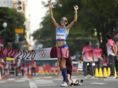 Palmisano e Stano, passerella vincente al Meeting di Padova da Campioni Olimpici. Weir bordata da 21.63