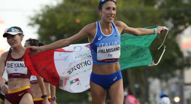 """Atletica Olimpiadi Tokyo, Antonella Palmisano: """"E' pazzesco. Vuol dire che anche noi possiamo stare con i migliori"""""""