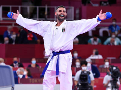Karate, Luigi Busà leggenda assoluta. Palmares da fuoriclasse: Olimpiadi, Europei e Mondiali. Ha vinto tutto!