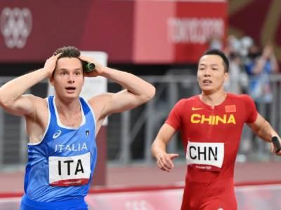 Atletica, Olimpiadi Tokyo: Filippo Tortu prende in giro i britannici su Instagram. Chiellini a supporto della staffetta…