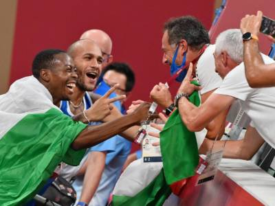 VIDEO Il trionfo della 4×100 alle Olimpiadi di Tokyo in tutte le lingue del mondo!