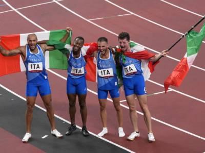 Atletica, Italia quinta di sempre al mondo con la 4×100! La classifica dei tempi all-time: 37.50 memorabile