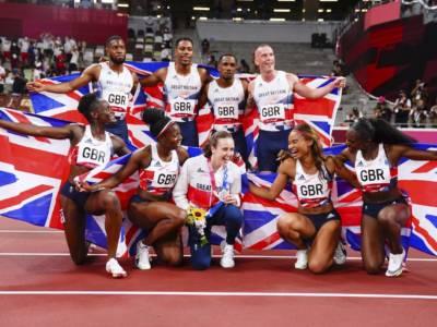 Atletica, Olimpiado Tokyo: CJ Ujah è positivo all'antidoping. La Gran Bretagna perderà l'argento della staffetta 4×100