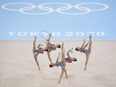 LIVE Ginnastica ritmica, Olimpiadi Tokyo in DIRETTA: Farfalle di bronzo! L'Italia torna sul podio dopo 9 anni