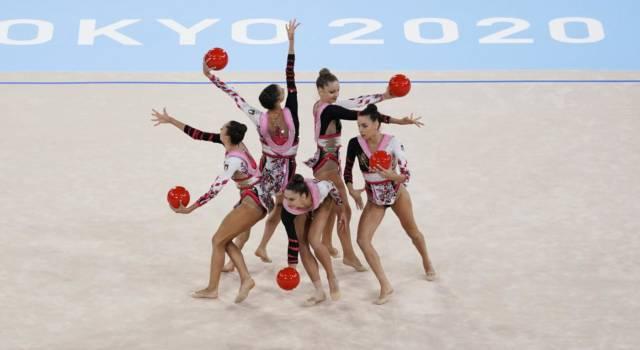 LIVE Olimpiadi Tokyo, liveblog 8 agosto in DIRETTA: l'Italia chiude decima nel medagliere con 40 medaglie