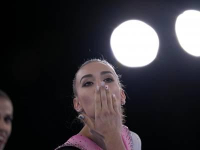 """Alessia Maurelli: """"La medaglia incarna sacrifici e lacrime, la ginnastica ritmica italiana ci sarà sempre"""""""