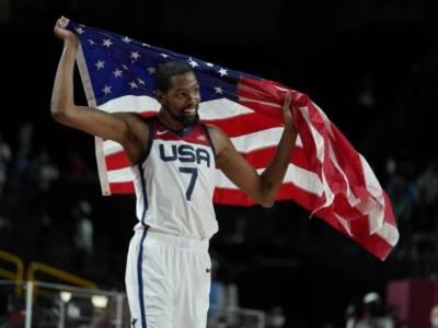 Basket, Olimpiadi Tokyo: gli Stati Uniti piegano una coriacea Francia e conquistano la medaglia d'oro