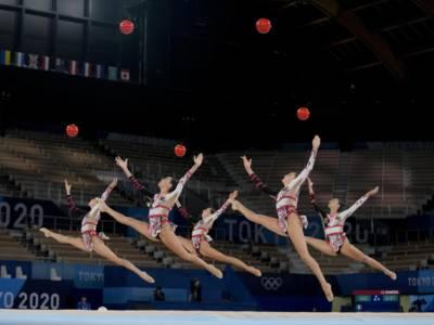 Ginnastica ritmica, le Farfalle pennellano le Olimpiadi! L'Italia libra sul bronzo, le azzurre fanno 40