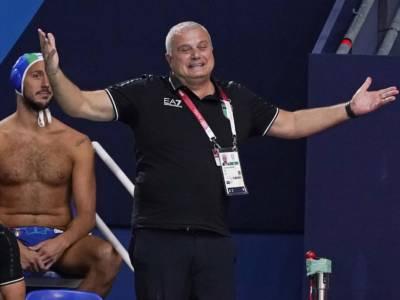 """Pallanuoto, Sandro Campagna: """"Un'Olimpiade così fa male, ma può essere trampolino di una rinascita"""""""