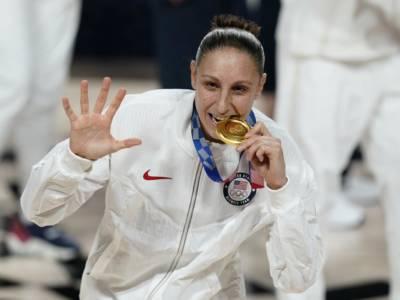 Basket, Olimpiadi Tokyo: Diana Taurasi vince l'oro e punta Parigi 2024