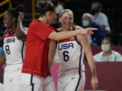 Basket femminile: Diana Taurasi e Sue Bird, 5 ori olimpici di fila. Negli sport di squadra nessuna come loro e pochi eguali in assoluto