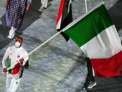 """Atletica Olimpiadi Tokyo, Marcell Jacobs: """"Rappresentare l'Italia nella cerimonia di chiusura è stata un'emozione super"""""""