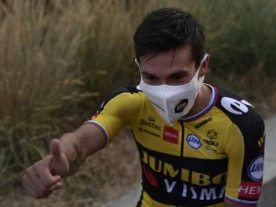 Vuelta a España 2021, pagelle di oggi: Primoz Roglic domina a cronometro, sorprende Andrea Bagioli
