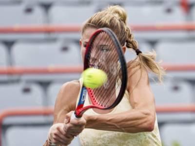 WTA Montreal 2021, Camila Giorgi approda in semifinale battendo Cori Gauff!