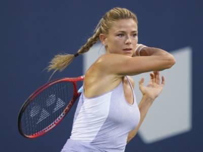 LIVE Camila Giorgi-Pegula 2-6 2-6,  WTA Cincinnati in DIRETTA: finisce subito l'avventura dell'azzurra