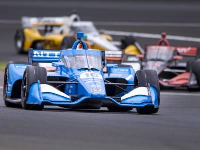 IndyCar, la lotta per il titolo continua dal Gateway, Grosjean debutta su ovale
