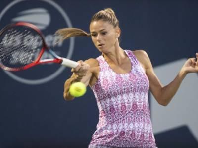 LIVE Camila Giorgi-Halep 4-6 6-7, US Open in DIRETTA: l'avventura dell'azzurra è già finita