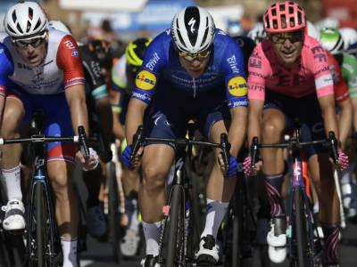 Vuelta a España 2021, tutte le classifiche dopo l'ottava tappa: Jakobsen torna in Maglia Verde
