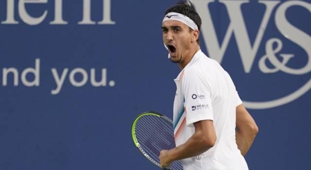ATP Metz 2021: Sonego facile al secondo turno, Mager si arrende a Basilashvili