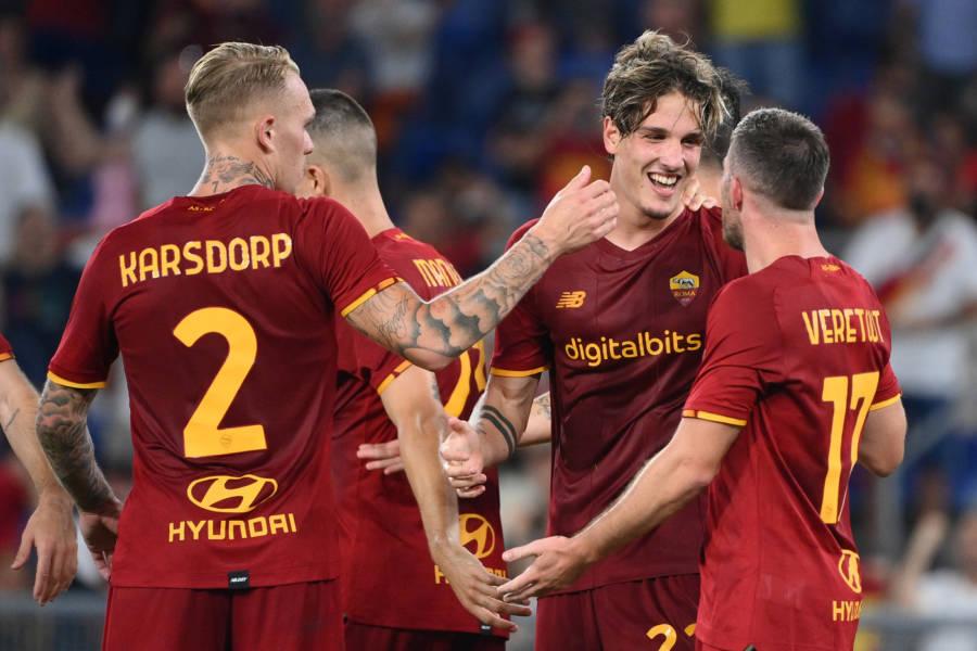 Live Bodo/Glimt Roma 2 1: Carles Perez riapre la partita