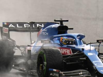 """F1, Fernando Alonso: """"Ieri la macchina sembrava migliore. Il circuito cambiava in continuazione"""""""