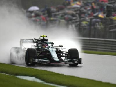 """F1, Sebastian Vettel: """"Quella sessione non sarebbe dovuta iniziare. Il turno andava interrotta subito!"""""""