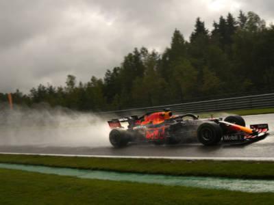F1, previsioni meteo GP Russia 2021: forte rischio pioggia per tutto il fine settimana a Sochi