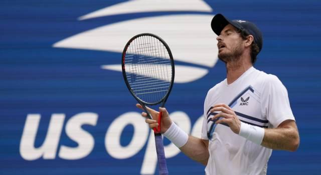 """US Open 2021, Andy Murray: """"Ho perso il rispetto per Stefanos Tsitsipas. Quando è in difficoltà perde tempo"""""""