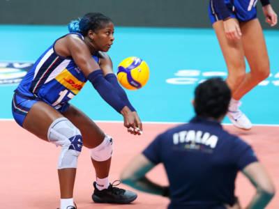 LIVE Italia-Ungheria 3-0, Europei volley donne in DIRETTA: ancora problemi in ricezione. Le pagelle delle azzurre